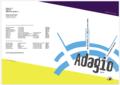 Adagio op.11  Samuel Barber/Johan van der Linden